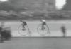 Course de Penny Farthing en 1928