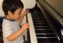 Evan, 4 ans surdoué au piano