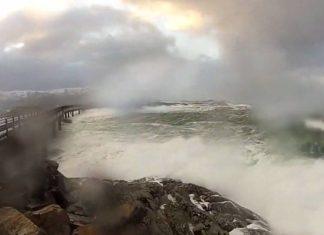 La route Atlantique en Norvège