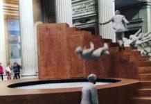 Yoann Bourgeois met en mouvement les monuments