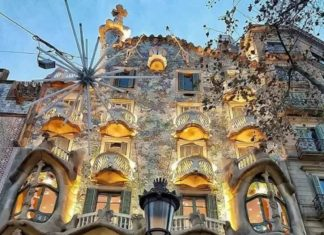 Barcelone la superbe