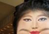 Comment bien embrasser une fille aux 4 visages