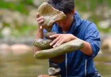 L'art de l'équilibre de Kokei Mikuni