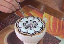 L'art appliqué au service du café