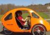 Un des prochain moyens de locomotion, le vélo du futur