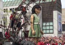 Marionnettes géantes