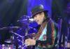 Guitare solo Santana en concert