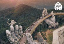Pont hallucinant au Vietnam