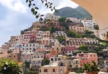 Le charme de Positano en Italie