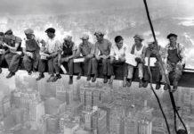 Les courageux bâtisseurs de New York