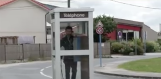 téléphone mobile vintage
