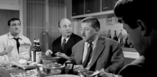 Les tontons flingueurs de georges laugher scene de la cuisine