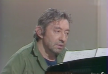 gainsbourg insulte guy beart