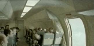 y a t-il encore un pilote dans l'avion ?
