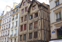 La plus vieille maison de Paris