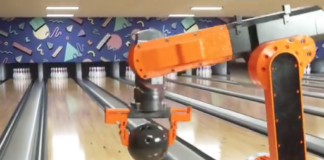 Machine à bowling