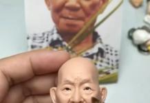 Sculpter en pate à modeler